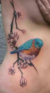 34 best blue bird tattoo images on pinterest bluebird tattoo