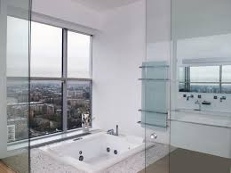 sunken bathtub with jets and unrestricted views renovate your