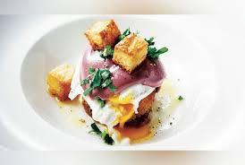 paul bocuse recettes cuisine œufs pochés de paul bocuse la recette pas à pas version femina
