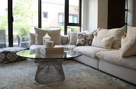 warren coffee table reproduction mid century modern