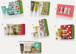 christmas gift sets meline christmas gift set ideas from origins
