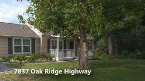 Luxury Homes In Knoxville Tn by Knoxville Tennessee Home For Sale 7837 Oak Ridge Hwy In Karns