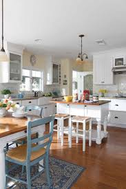 Cottage Style Kitchen Design - cottage style kitchens home decor color trends cool to cottage