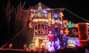 holiday lights tour detroit christmas lights map add your festive display to our map of metro