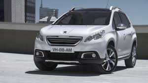 peugeot mexico peugeot 2008 revealed top gear