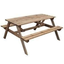 Cheap Picnic Benches Picnic Bench Ebay