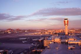 Phoenix Sky Harbor Terminal 4 Map by Phoenix Sky Harbor International Airport