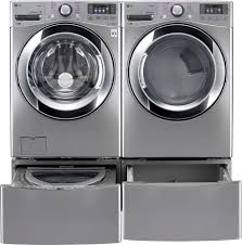 black friday washer dryer 2017 lg wm3670hva 27 inch 4 5 cu ft front load washer with steam