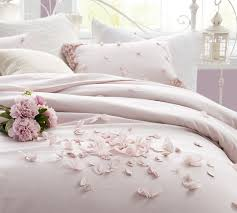 Duvet Cover Oversized King Petals Handsewn King Duvet Cover Oversized King Xl Soft Ice Pink