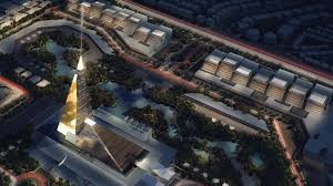 egypt plans to build a 650 foot tall pyramid skyscraper where