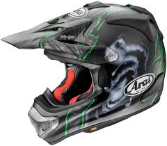 motocross gear bag arai new 2017 mx vx pro4 justin barcia le green frost motocross