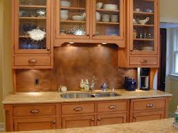 copper backsplash for kitchen kitchen 18 best copper backsplashes images on kitchen