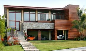 modern garage plans architectural designs 3 car modern garage plan gives you 1000