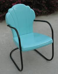 Retro Metal Patio Furniture - chair furniture vintage metal lawn chairs for sale ebayvintage