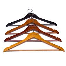 wooden hangers wood closet storage l john louis home