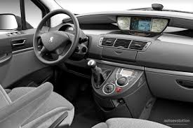 car picker peugeot 807 interior images