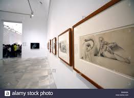 sketches made by pablo picasso during the period he created