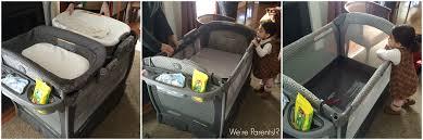 Graco Pack N Play Changing Table Graco Pack U0027n Play Playard Nearby Napper We U0027re Parents