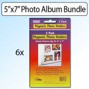 Photo Albums 5x7 Magnetic Photo Album