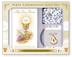 communion gift direct from lourdes my holy communion gift set with