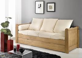 canapé en bois canapé bois merveilleux canapé lit tiroir adulte royal sofa idée de