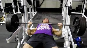 What Is A Good Max Bench Press Omar Isuf 340lb Bench Press Attempt 180lbs Bodyweight Youtube