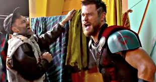 Thor Ragnarok Thor Ragnarok And Reel Brings Big Marvel Laughs