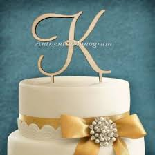 cake topper letters cheap wedding cake topper monogram letters find wedding cake