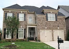 Exterior Paint Color Schemes For Brick Homes - best 25 brown brick houses ideas on pinterest brown brick
