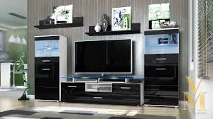 modern entertainment wall unit interiors design