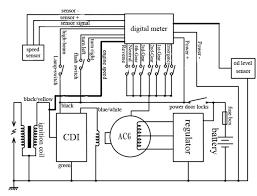 jx400 7gk digital meters of motorcycle parts buy digital meters