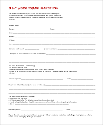 sample donation request form 10 examples in pdf word
