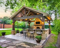 Gazebo For Patio Patio Gazebo Ideas Backyard Houzz Www