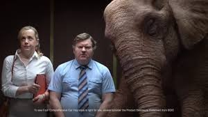 spiriva commercial elephant actress sgic insurance the elephant in the elevator tv commercial 2016 youtube