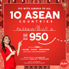 airasia singapore promo celebrate the asean s golden jubilee with airasia s low fares out
