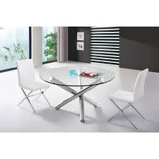 Modern Round Dining Table Sets Modern Round Dining Room Table U2013 Thejots Net