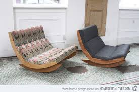 15 contemporary rocking chairs that rocks home design lover