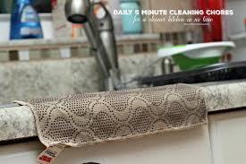 cleaning tips for kitchen simple daily cleaning tips for a cleaner kitchen