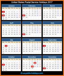 usps holidays 2017 png