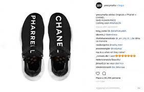 chanel si e social chanel x pharrell williams x adidas sogno o realtà luuk magazine