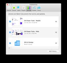 sketch libraries how they work and the crazy stuff you can do