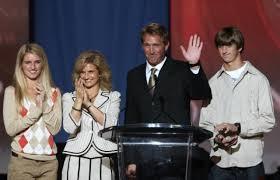 senators wife ariz sen apologizes for teen son s online slurs ny daily news