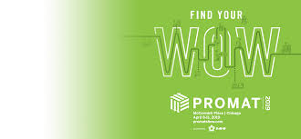 promat 2019 supply chain manufacturing distribution trade show