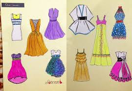 fashion sketches lotacesta