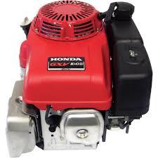 honda vertical ohv engine with electric start u2014 337cc gxv series