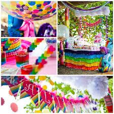 My Little Pony Party Decorations Kara U0027s Party Ideas My Little Pony Rainbow Themed Birthday Party