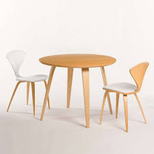 cherner round table by cherner chair yliving