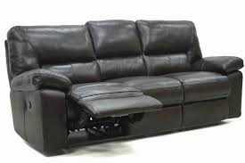 Electric Reclining Leather Sofa 3 Seater Leather Electric Recliner Sofa