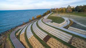 Solstice Park West Seattle by The Solstice Steps At Lakewood Park Landscape Architecture And