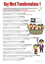 Gerund Or Infinitive Worksheet 31 Free Esl Pirates Worksheets